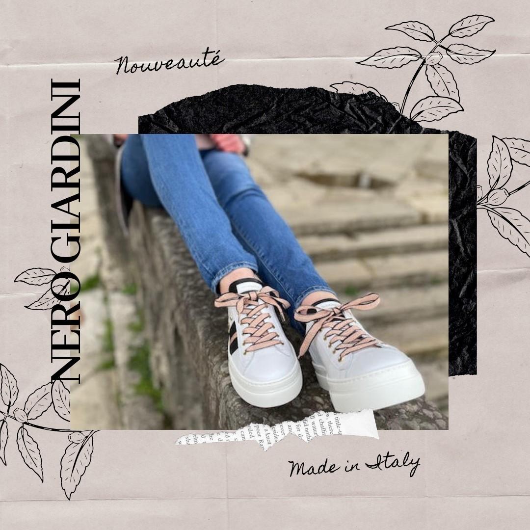 Nero Giardini Votre nouvelle marque chez Roux Chaussures