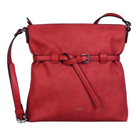 sac cabas rouge gabor rouge