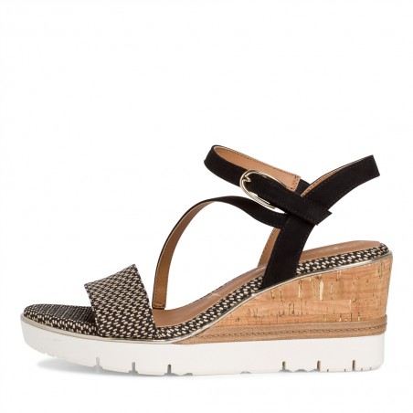 Sandale TAMARIS Compensée...