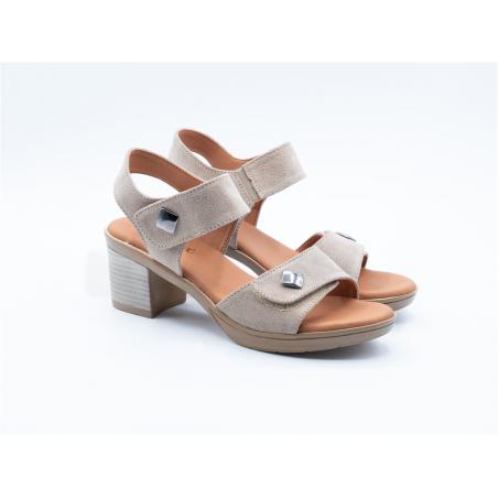 Sandales PAREX beige