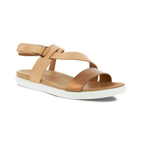 simpil sandal bronze