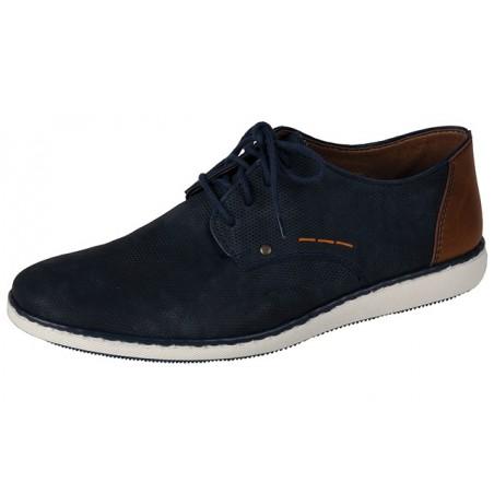 chaussure homme légère marine