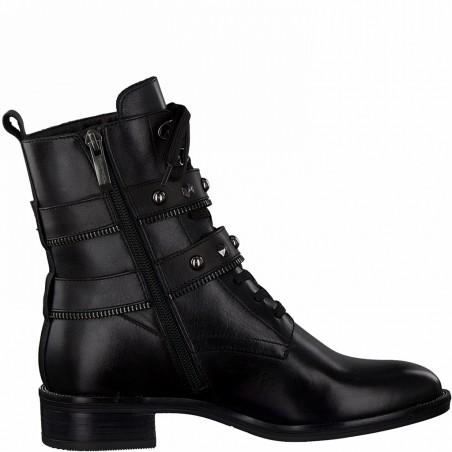Bottines noir lacets...