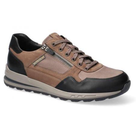 Sneakers hommes Méphisto noir