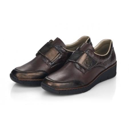 Chaussures à velcros RIEKER...