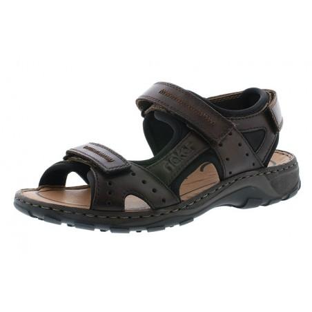Sandale Homme Rieker marron...