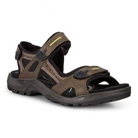 sandale homme de marche kaki