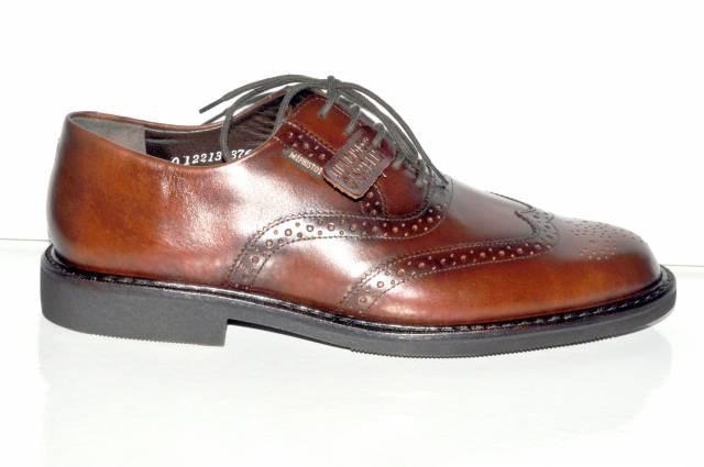 Le cousu goodyear de la marque MEPHISTO Roux Chaussures