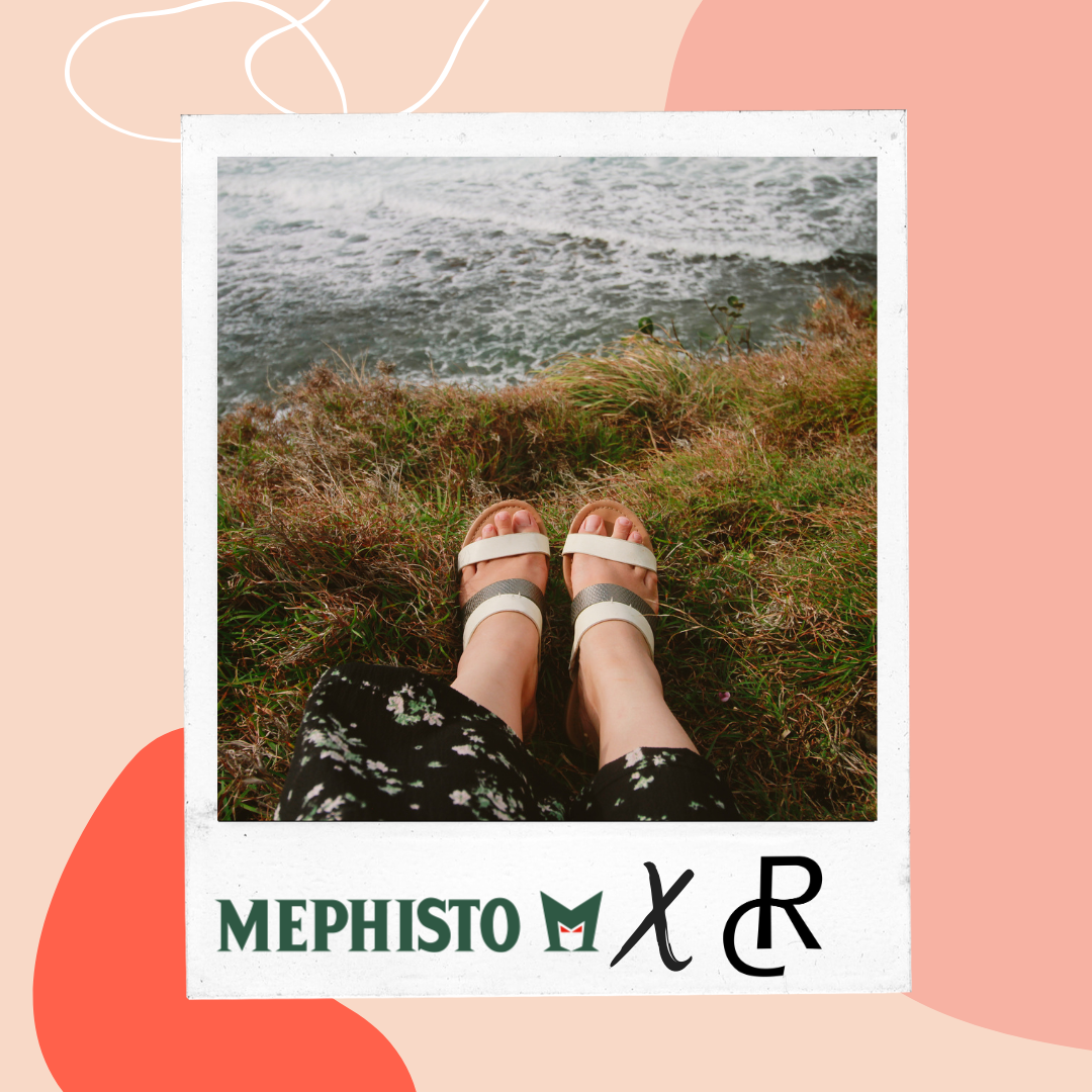 Les sandales MEPHISTO Roux Chaussures